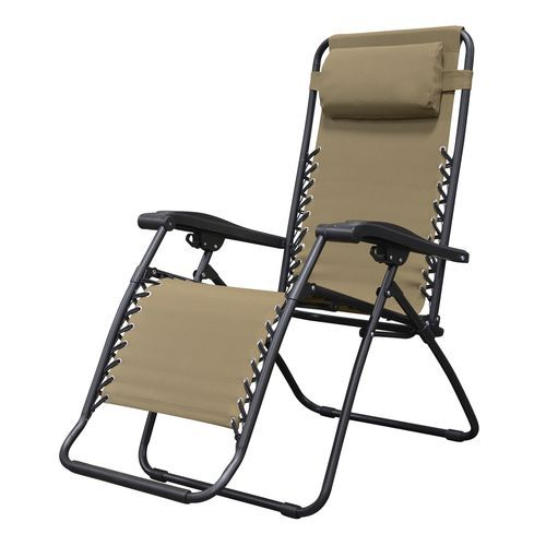 Stupendous Caravan Canopy Sports Infinity Zero Gravity Chair Beige Or Camellatalisay Diy Chair Ideas Camellatalisaycom
