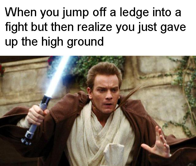 Oh Not Good Prequelmemes Star Wars Facts Star Wars Jokes Funny Star Wars Memes