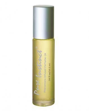 Pure Instinct Pheromone Infused Perfume OIl Roll On .34oz