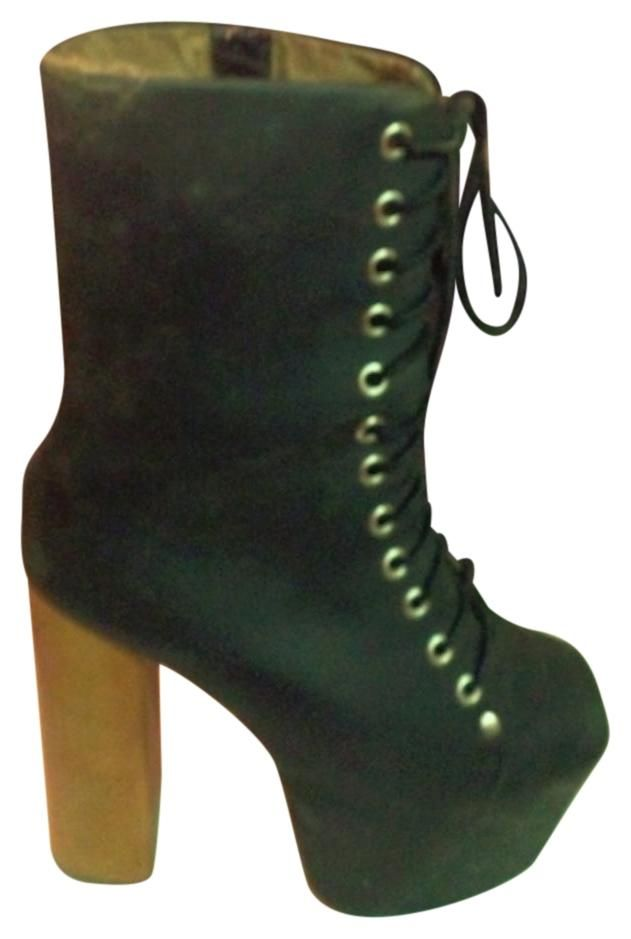 06bbf1bfe68 Jeffrey Campbell Bigger Lita Black Boots. Get the must-have boots of this  season