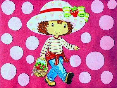 strawberry shortcake images clipart | Strawberry Shortcake Wallpaper Strawberry Shortcake Pictures