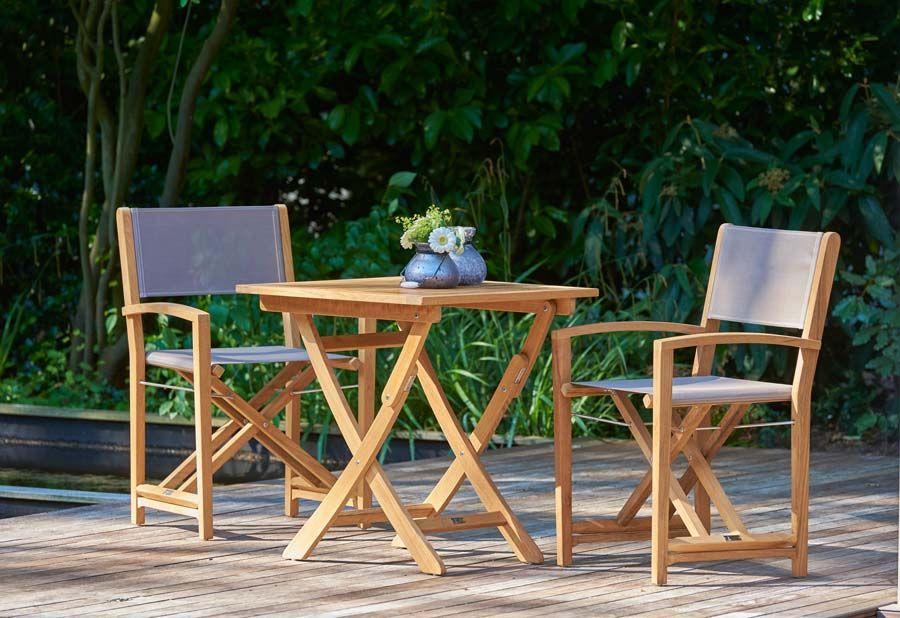 Gartentisch Alexia Von Traditional Teak I Holzdesignpur Regiestuhl Stuhle Teak Holz