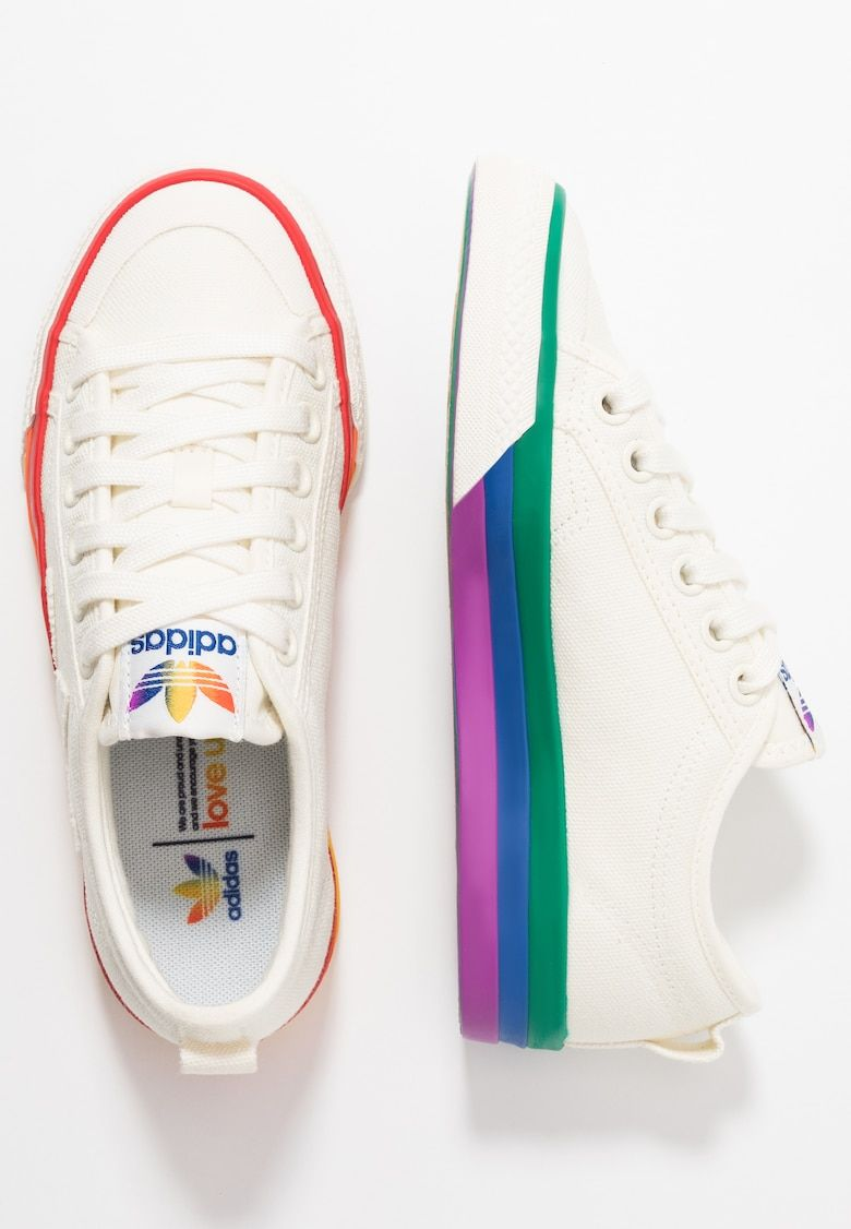NIZZA PRIDE Sneakers basse offwhite @ Zalando.it </p>
