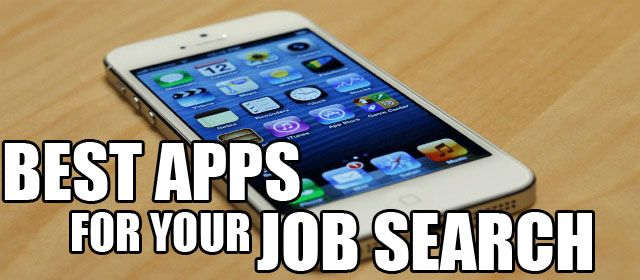 The Top 5 Job Searching Apps Job search, Apps and Career - best job search apps