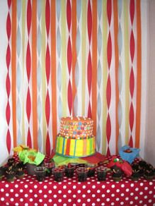Party Decorating Ideas With Streamers boy birthday party decorations | streamers, birthdays and birthday