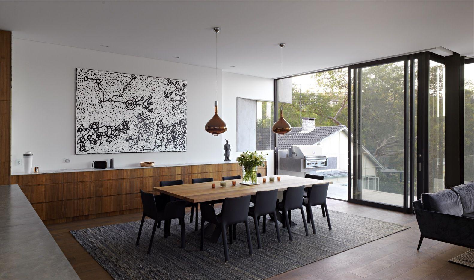 Gallery of Mosman House / Rolf Ockert Design - 7 | House, Space ...