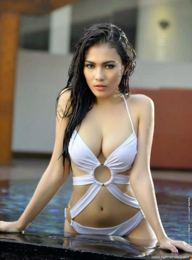 Hot babe indonesia
