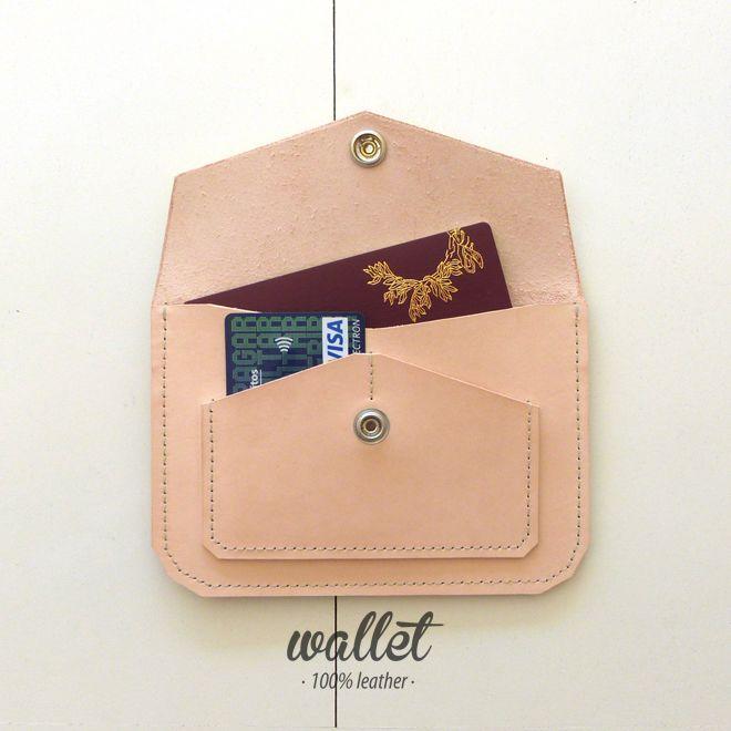 wallet · 100% leather · http://marieladias.tictail.com