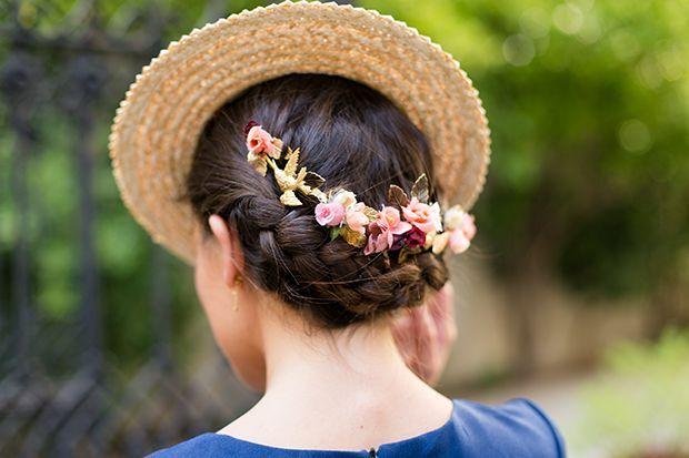 Recogidos para invitadas de boda Peinados Pinterest Recogidos