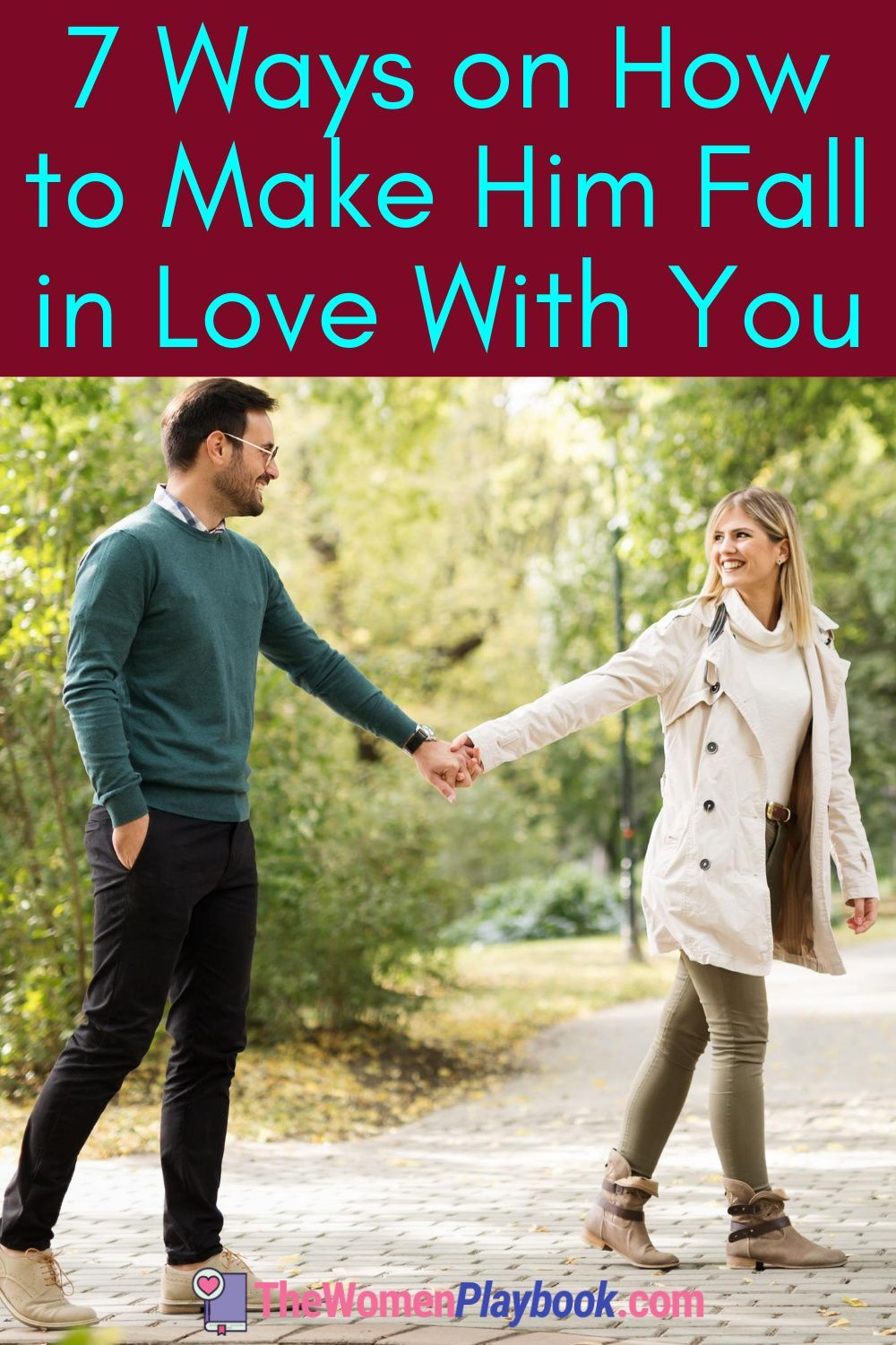 7 Ways on How to Make Him Fall in Love With You | Falling