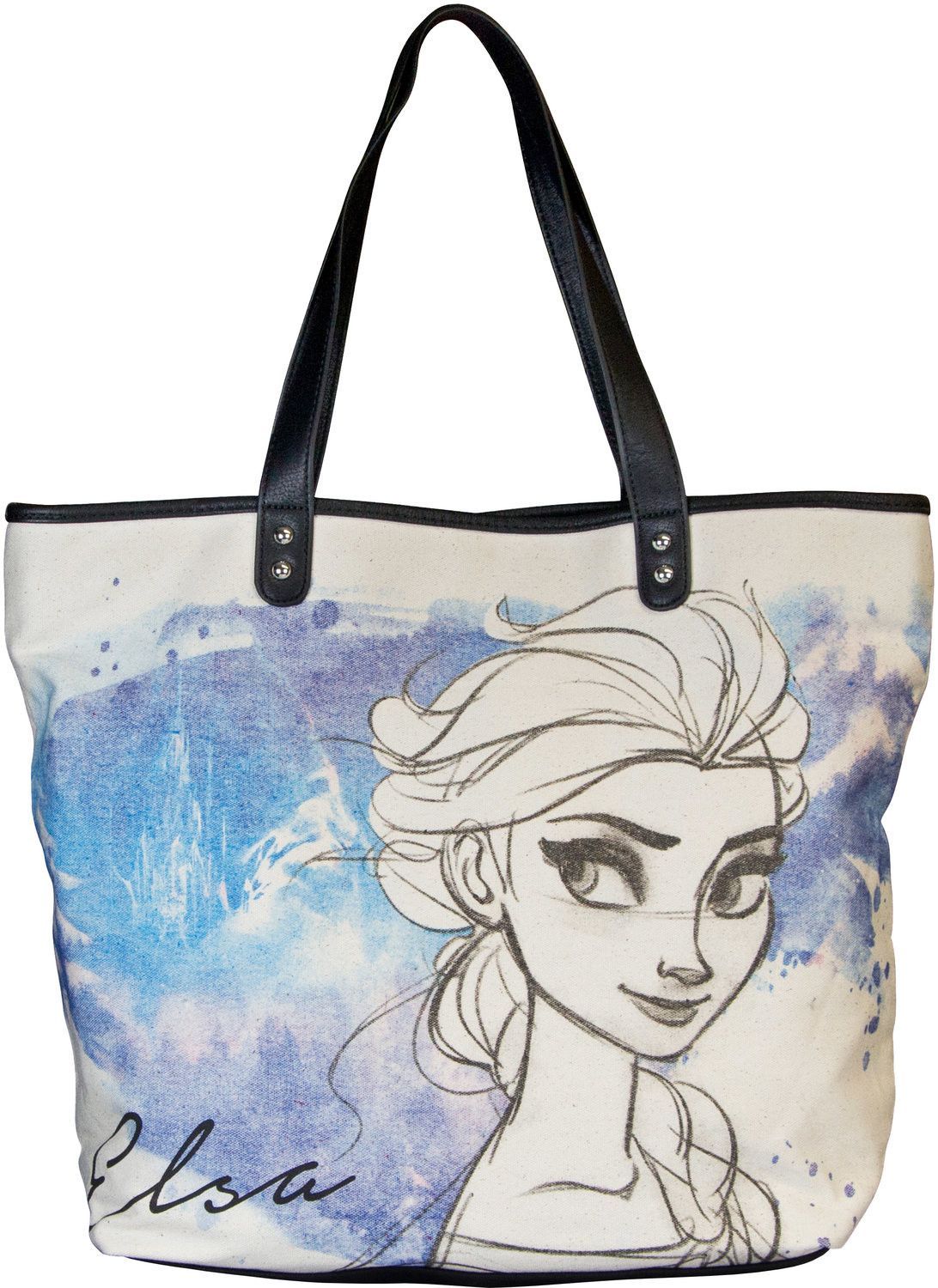 Frozen Elsa Tote Bag  Disney Frozen Hand Bag 7caf5bfcb187d