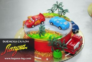 Photo of Изберете една от 18 фигурални детски торти