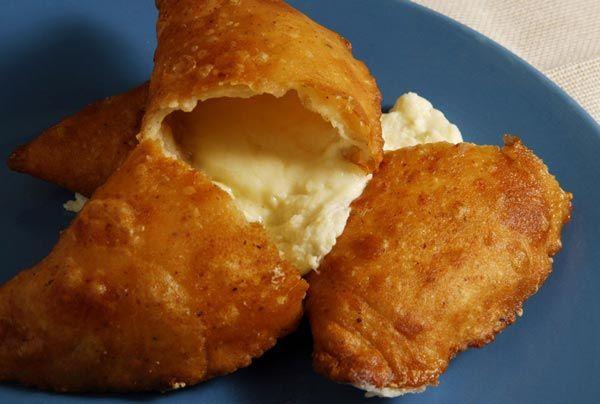 Qesadillas de queso fritas¡¡¡