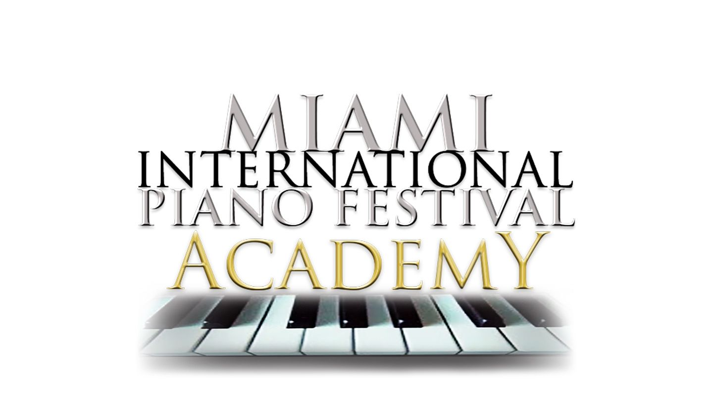 Miami International Piano Festival Academy Faculty Performances Fort Lauderdale Miami Academy