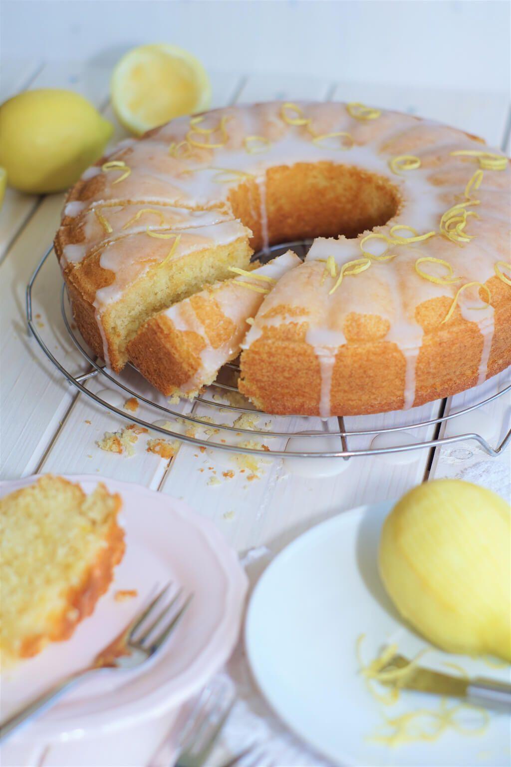 Zitronen Buttermilch Kuchen Essen Und Trinken
