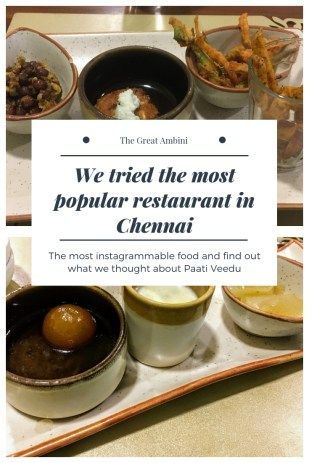 I tried the most popular place in Chennai (Paati Veedu is part of Chennai, Indian food recipes, Pondicherry, Places, Popular, India - We tried the most popular restaurant in Chennai, here is my review of Paati Veedu and many pictures of this SEVEN course menu!