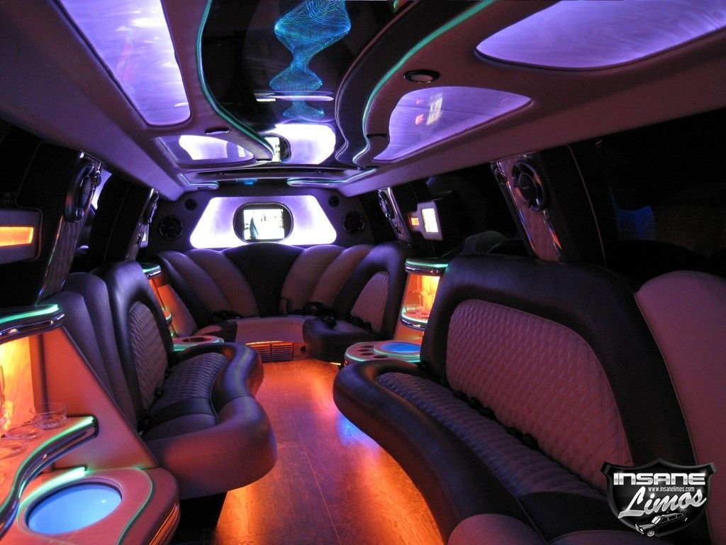 Lamborghini Limo Inside Limousine Interior Limo Limousine Car