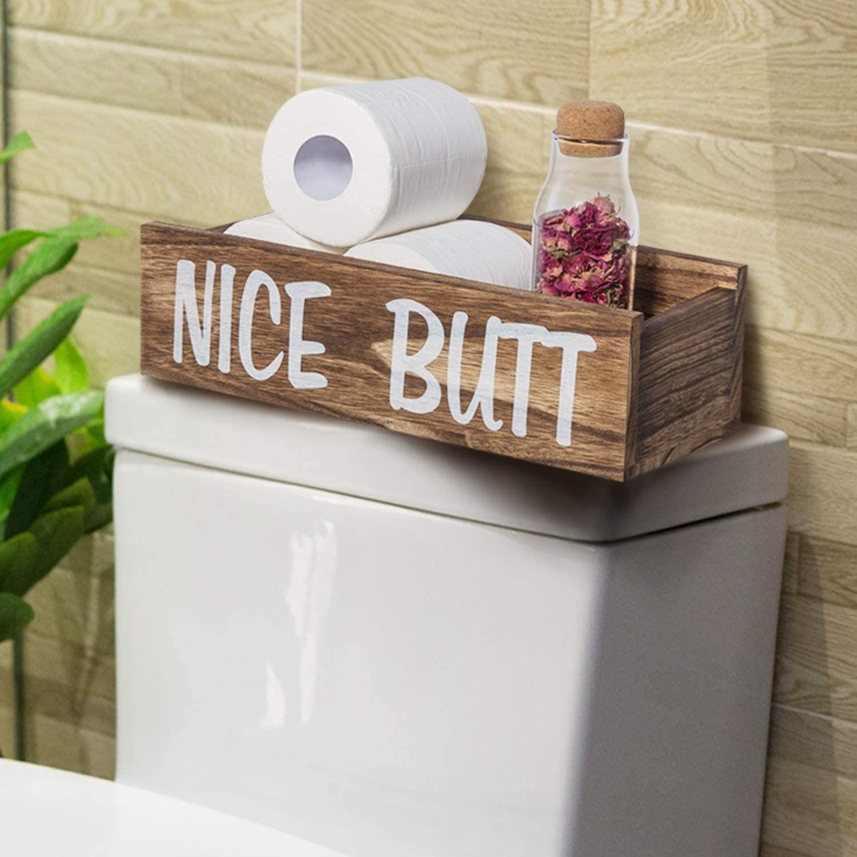 Bathroom Decor Box Bathroom Decor Ideas Colors In 2020 Home Decor Boxes Funny Home Decor Rustic Toilets