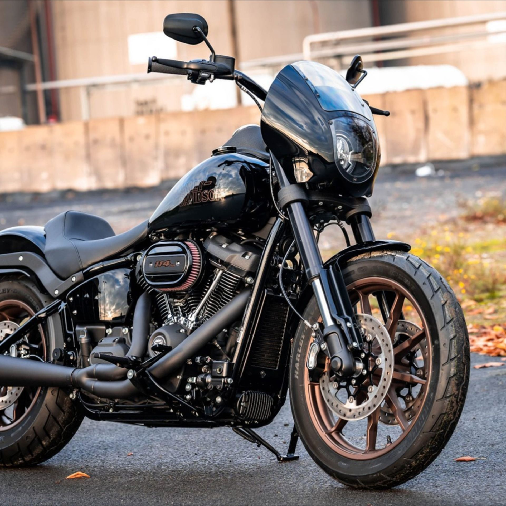 The Clubstyle Is Our First Low Rider S Conversion Based On Softail Frame At The Presentation Of The New Harley In 2020 Harley Davidson Model Lowriders Dyna Low Rider