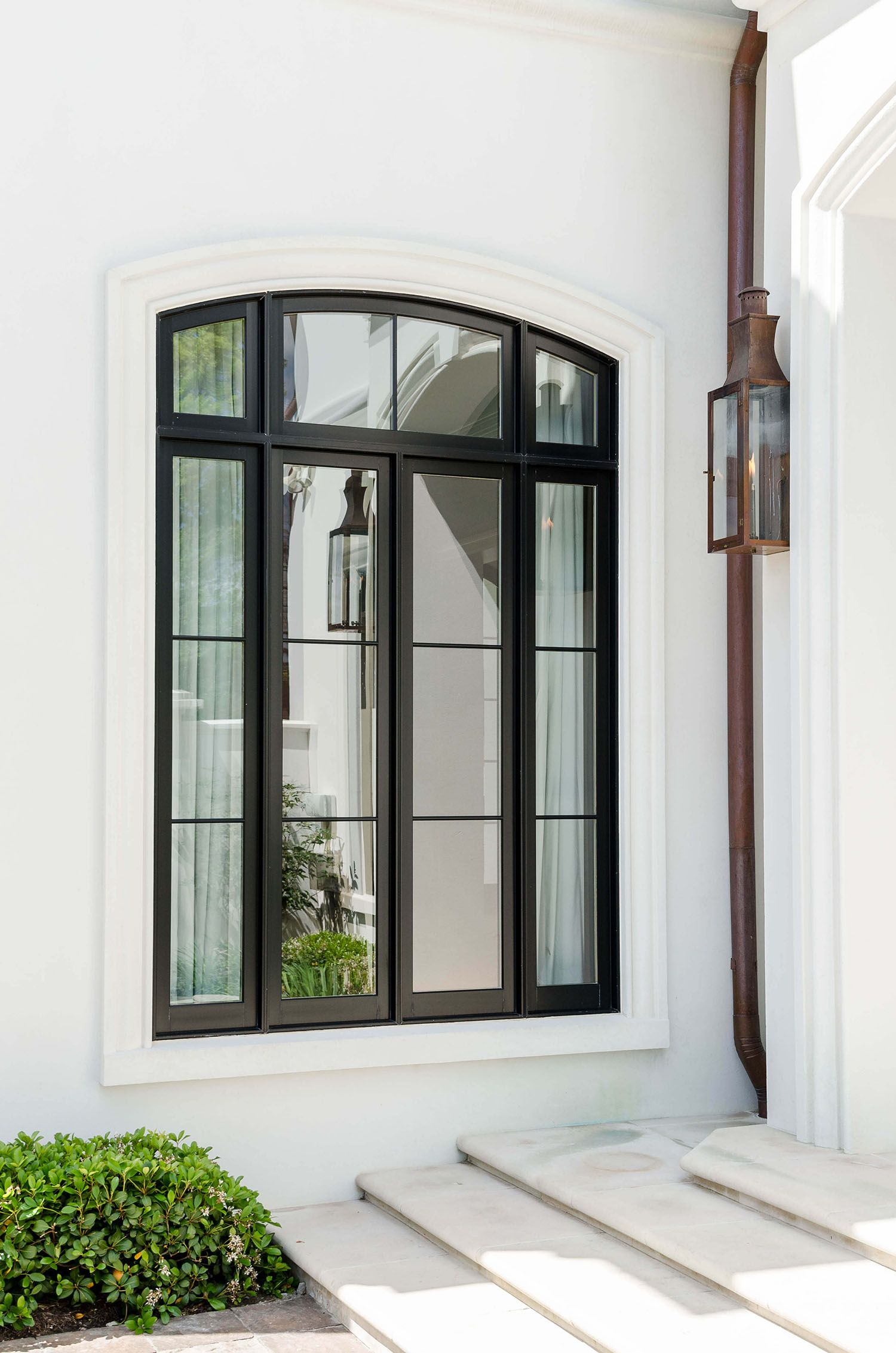 French casement windows photos houzz - Marvin Clad Windows