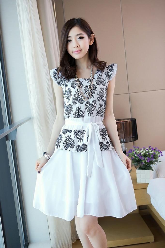 Baju Dress Korea