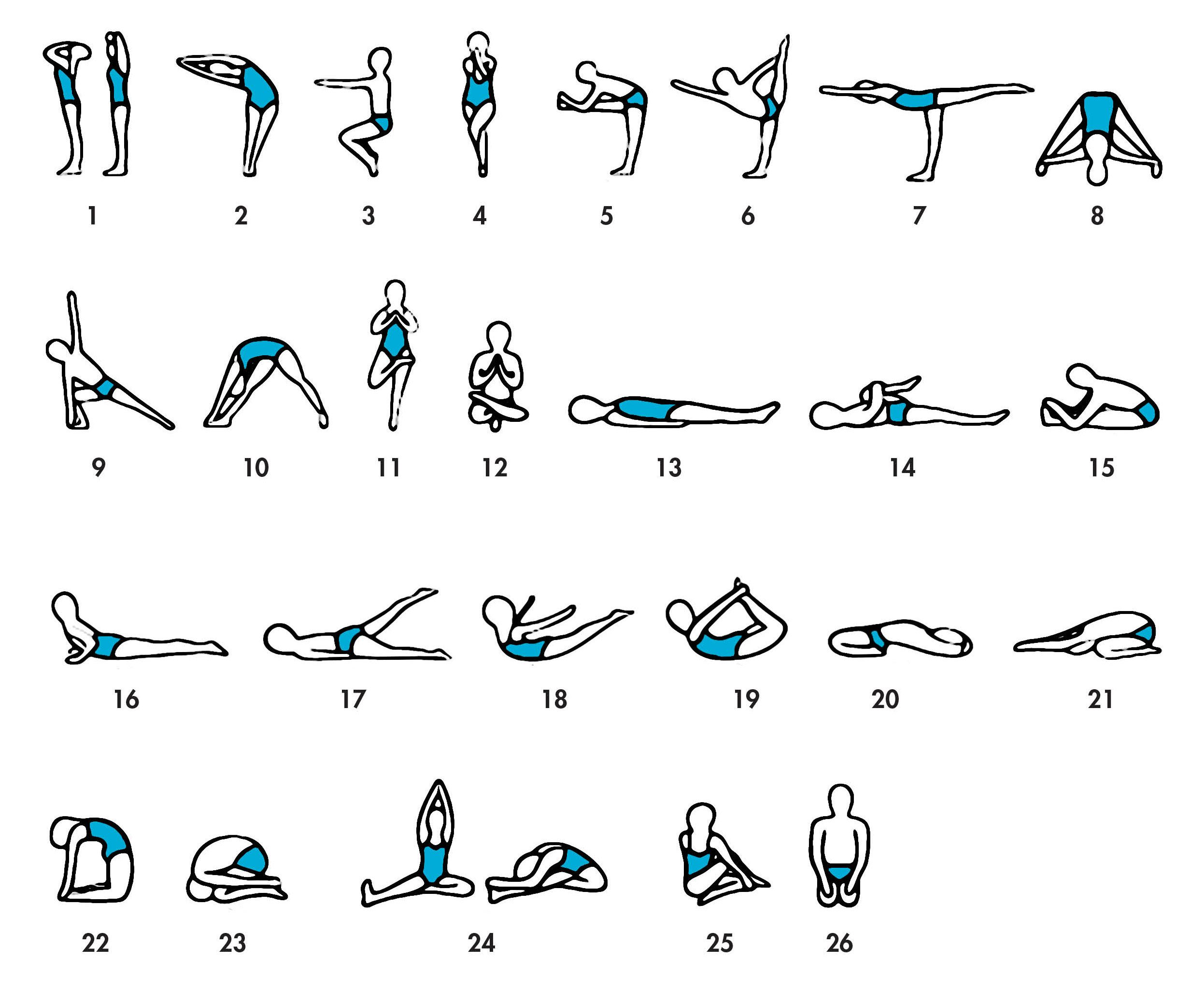 Bikram yoga sequence yoga pinterest bikram yoga yoga and mastering these basic yoga poses will help you strengthen and stretch your muscles improve your posture and prevent workout injuries altavistaventures Choice Image