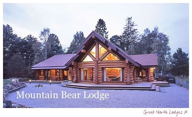 Great North Lodges Great North Lodges Self Catering Scotland Accommodation Cairngorms Holiday Lodges Aviemore With Images Luxury Lodge Lodges Scotland Lodges