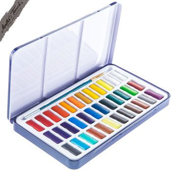 Watercolor Paint 36 Paint Set Paint Set Watercolour Painting