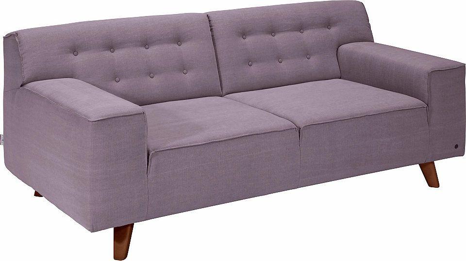 Tom Tailor 2 5 Sitzer Sofa Nordic Chic Im Retrolook Fusse Nussbaumfarben Jetzt Bestellen Unter Https Moebel La Sofas 3 Sitzer Sofa 2 Sitzer Sofa