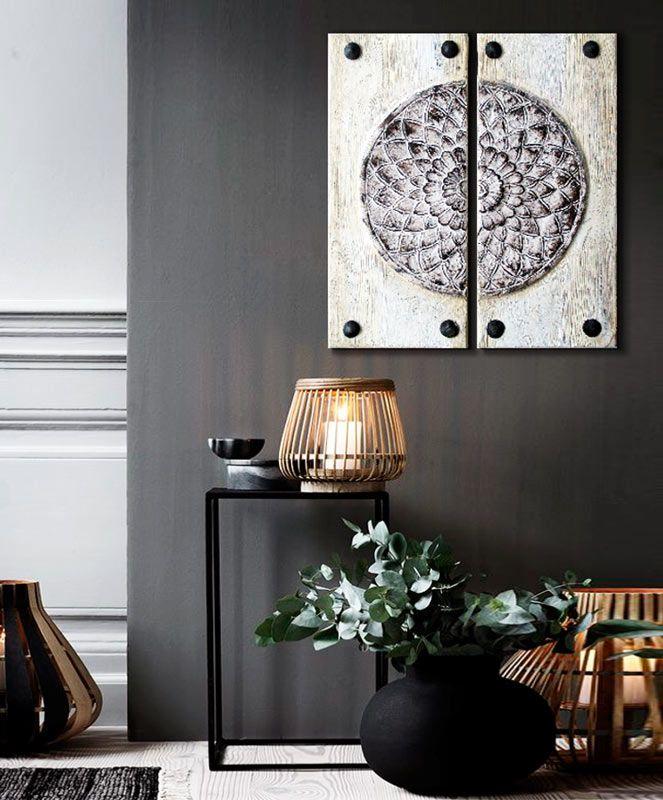 Perfecto cuadro para pasillos un cuadro de estilo rustico - Cuadros para dormitorios rusticos ...