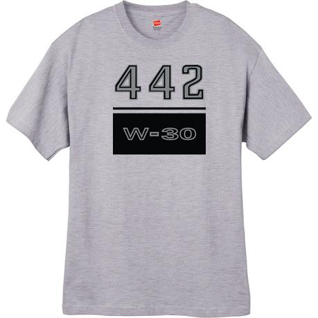 2f74fb720 Oldsmobile 442 W-30 T-Shirt | Clothing | Shirts, Oldsmobile 442, T shirt