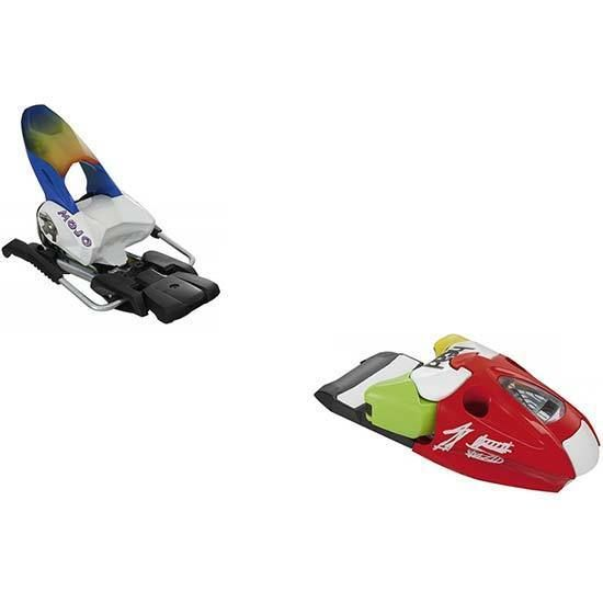Head Mojo 18 X Ski Bindings White/Multicolor 97mm