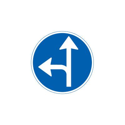 Påbudt kørselsretning D 11,6