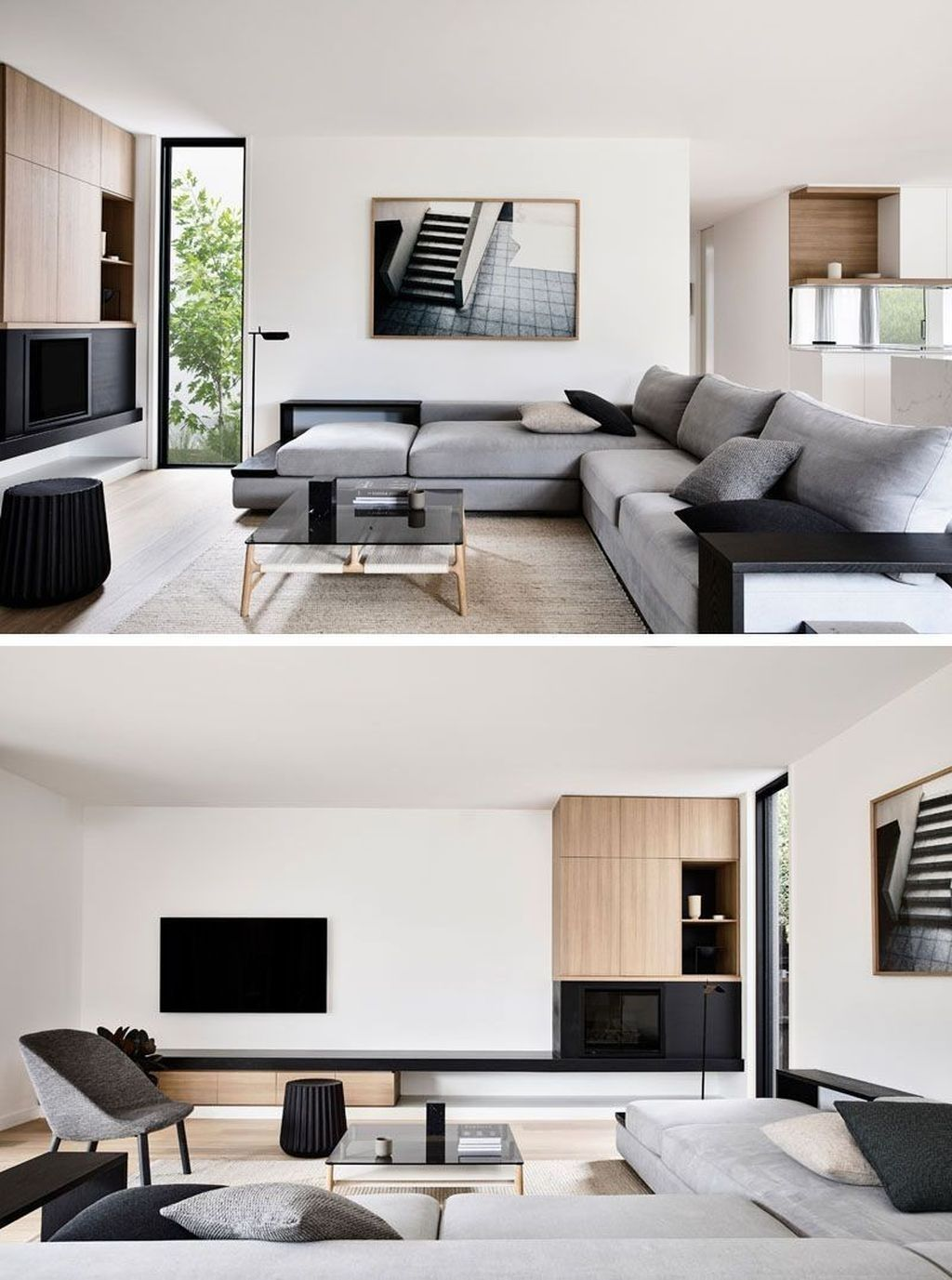 Nice 36 Unique Contemporary Living Room Designs Ideas Interior Design Living Room Living Room Scandinavian Scandinavian Design Living Room #nice #living #room #pictures