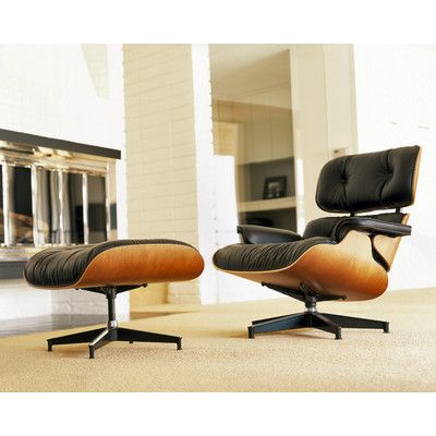 Herman Miller Eames Lounge Chair And Ottoman Iconic Design By West Michigan Company