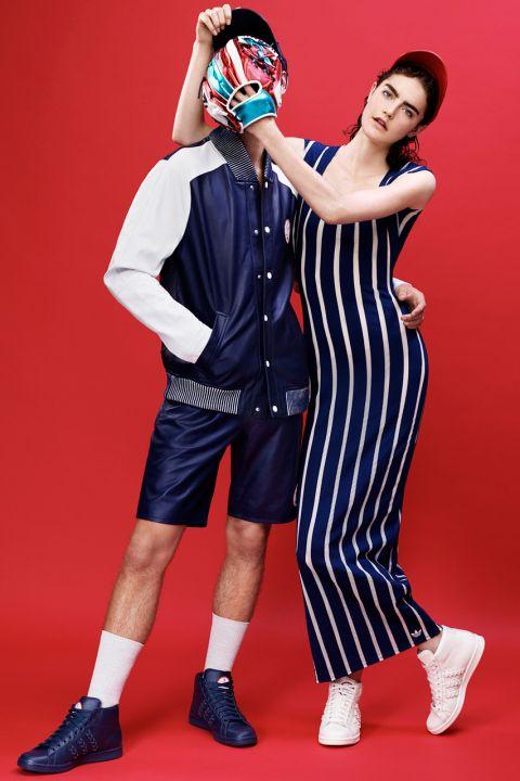 Adidas Originals x Opening Ceremony printemps/été 2014