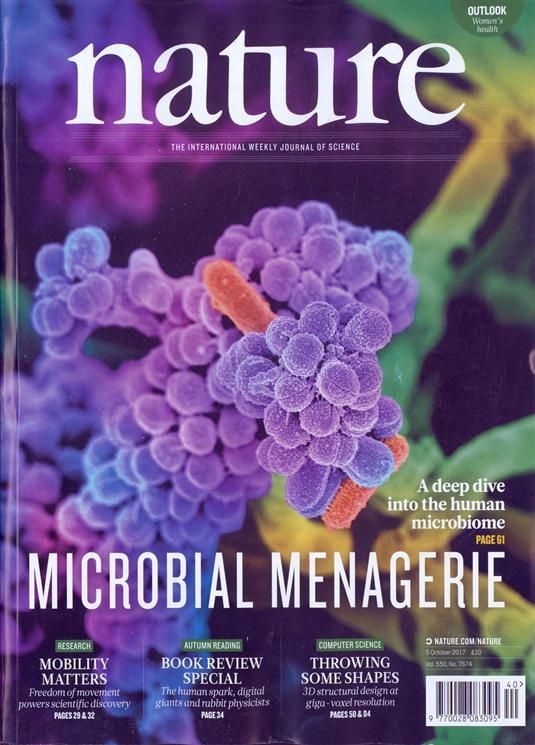 image result for microbiome sem 3d cell magazine biomedical