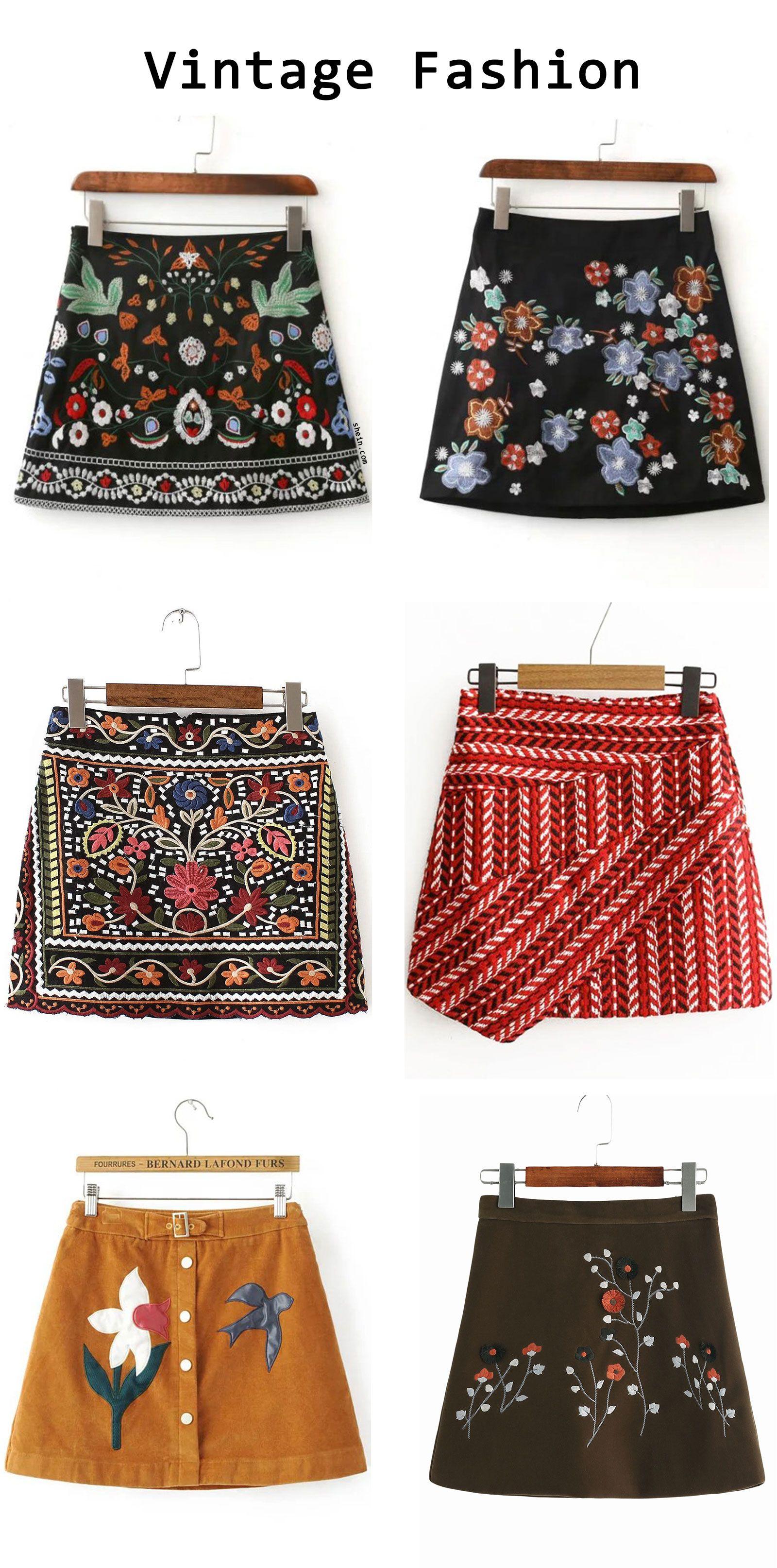 2cbf5948c Vintage skirt | Spotlights | Fashion, Vintage skirt, Outfits