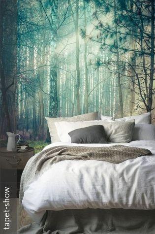 Fototapete | lauras zimmer | Pinterest | Fototapete, Schlafzimmer ...