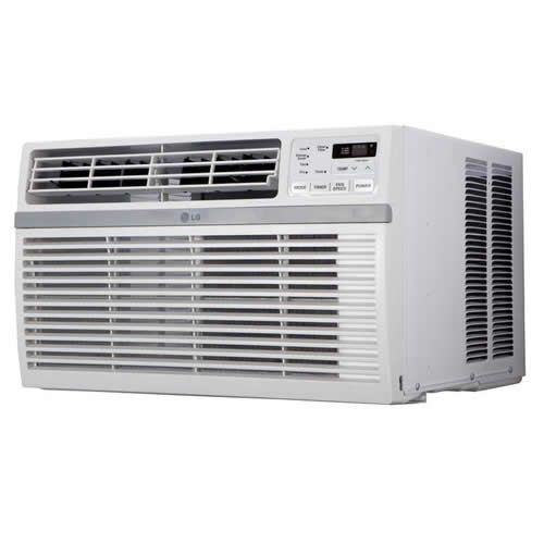 Lg 15 000 Btu Window Air Conditioner With Remote 700 Sq Ft Window Air Conditioner Room Air Conditioner Air Conditioner Btu