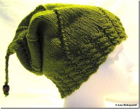 Neue Gratisanleitung: Mütze Slouchy | Stricken und häkeln ...