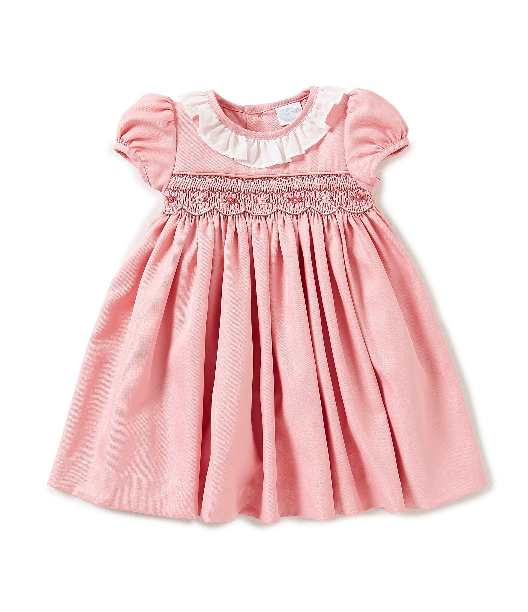 Shop for Edgehill Collection Baby Girls 3 24 Months Short Sleeve