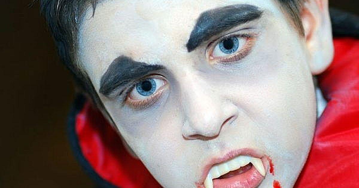 Como criar uma vestimenta para vampiro Vampiros, Popular y Halloween