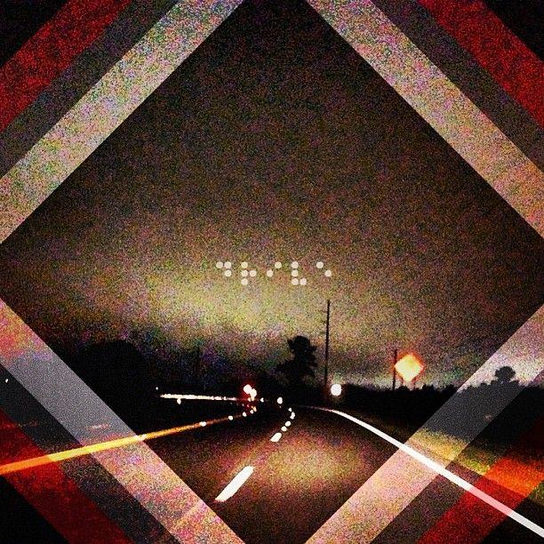 "@_kcrane_'s photo: ""Drive #wiggteam #plpix #leavethebody_onlymindsmatter #glitchmobinspired #decosketch #blender #designerscolletcive #auburn #alabama #allshots #afterlight #mextures #night #edit #colors #night #braille"""