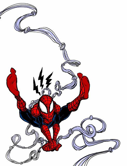 Spider sense and sensibility