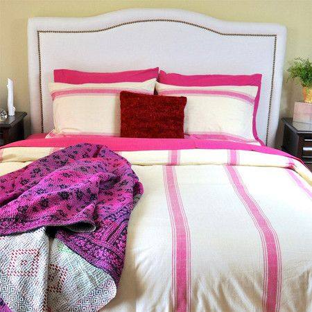 Artesia Duvet Set in Fuchsia | LOVE it | Pinterest | Duvet ...