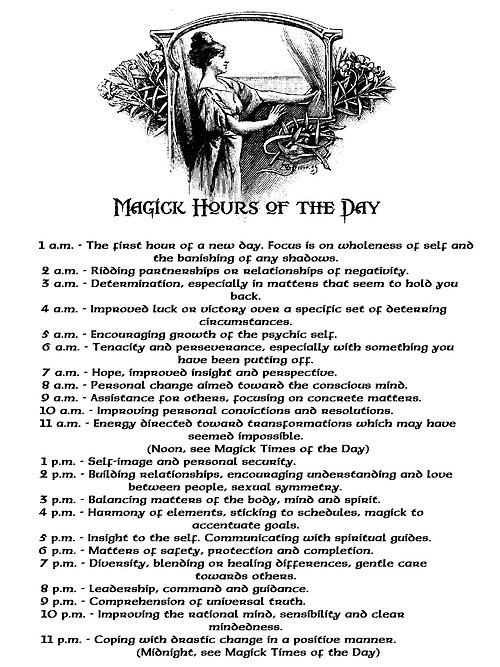 Modern Tips For The Modern Witch