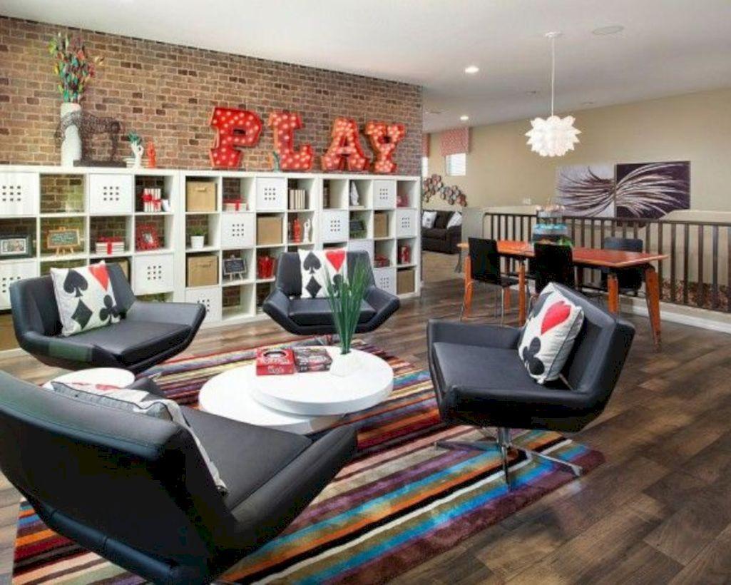 Attic Ideas Hangout Teen Lounge