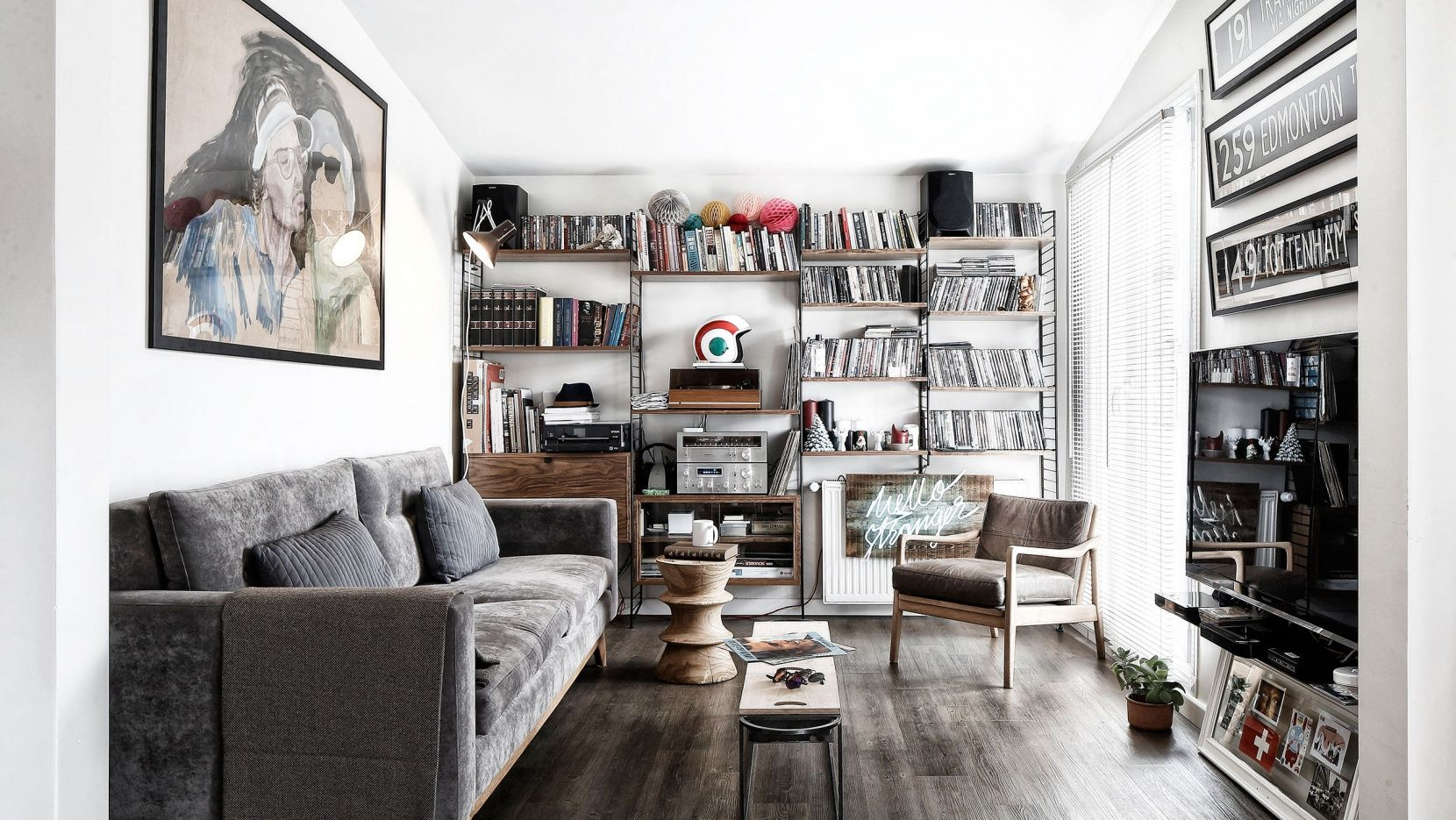Evolution Of The Small Apartment By Escapefromsofa