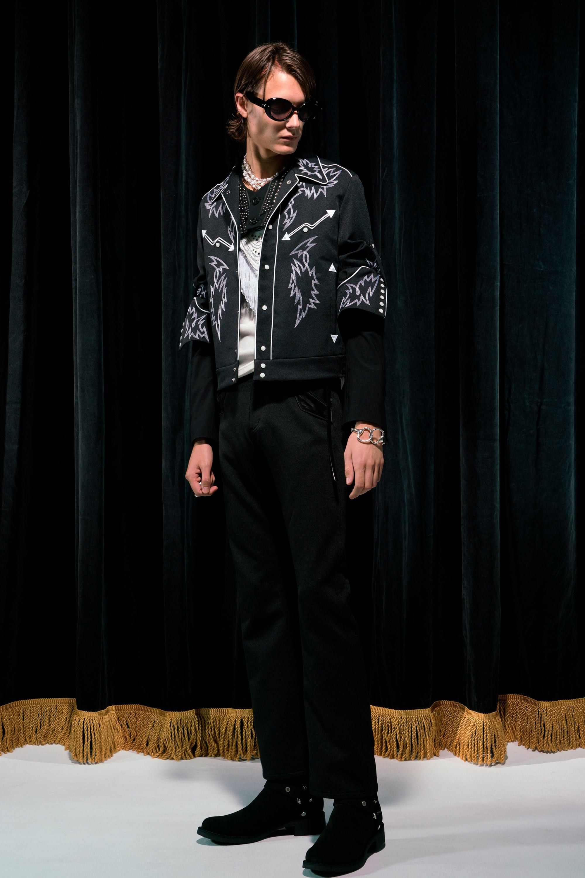 takahiromiyashita the soloist spring menswear fashion show  takahiromiyashita the soloist spring 2018 menswear fashion show